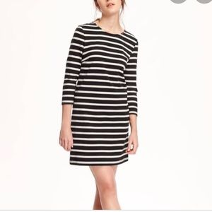Old navy striped sweater dress large L